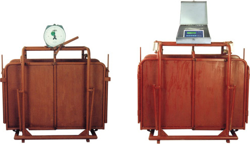 Animal Weigher, Mechanical / Electronic, Tough And Accurate For Livestock Weigher