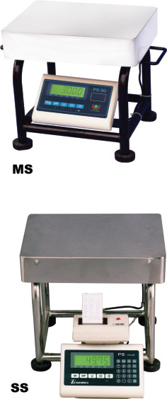 Animal Weigher, Model MS/SS, Chicken Weigher, Mild Steel Series, Accumulating type, Stick type, Continuosly