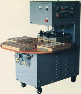 Blister Machine, Rotary Table Blister Packing M/C, CH-04