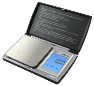 Solution for a Better Weight-Electronic Balance