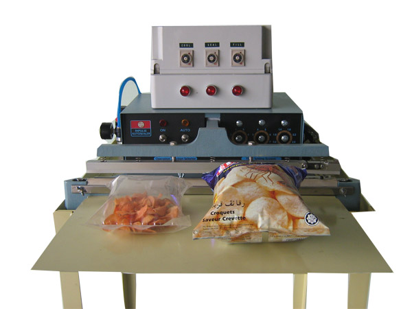 Solution for a Better Packaging, Gas Filling & Sealing Machine