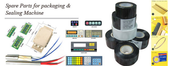 STAR WEIGHING ENTERPRISE-Spare Parts for Packaging & Sealing Machine